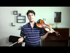 Violin Tone Production - How do I make the best sound on the Violin? - YouTube