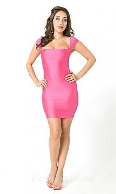 Pink Tight Dress – syma.tk
