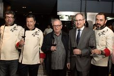 Arzak, Roca y Rioja, tres estrellas de la gastronomía española que brillan en el Festival de Cancún https://www.vinetur.com/2015031618576/arzak-roca-y-rioja-tres-estrellas-de-la-gastronomia-espanola-que-brillan-en-el-festival-de-cancun.html