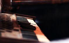 Piano antiguo!
