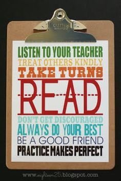 Good message!