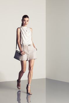 Halston Heritage Spring 2015 Ready-to-Wear Collection Slideshow on Style.com