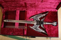 esp eagle sword guitar...awesome design