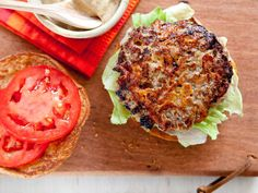 Apple and Cheddar Beef Burgers | Whole Foods Recipe   http://www.wholefoodsmarket.com/recipe/2762
