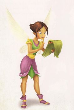 disney fairies graphic novel cover | APPEARANCES: