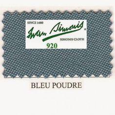 Kit tapis Simonis 920 7ft Powder Blue - 130,00 €  #Jeux