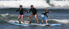 Welcome to Goofy Foot Surf School! - Surf Lessons in Lahaina, Maui. #Hawaii #Travel #Tourism