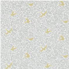 Sanderson Home Wallpaper Papavera Larksong Collection 214761 214761