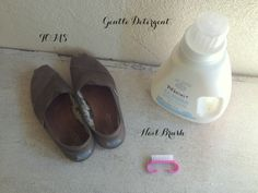 How To Clean Your TOMS (I have BOBS not TOMS but they are almost identical so this should work for me!)