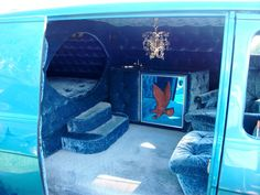 STEPS For.... Little Furry Animal? Human Of Significant Short Stature? Custom  Van InteriorCamper ...
