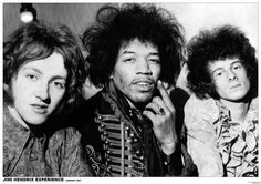 Jimi Hendrix Experience – London 1967 Posters sur AllPosters.fr