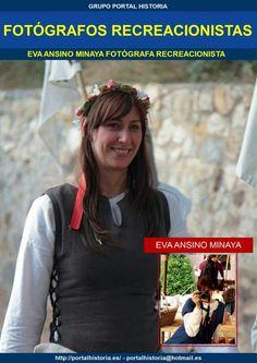 FOTÓGRAFOS RECREACIONISTAS EVA ANSINO