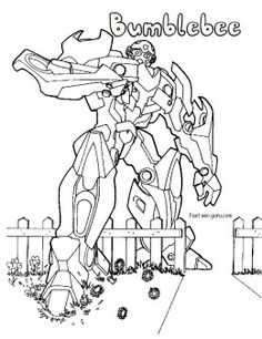 printable transformers bumblebee coloring pages activities worksheets coloringpages printable kids - Printable Kid Coloring Pages