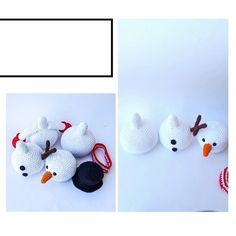 I think there is no toy like the one you make yourself for the loved ones and this snowman is educational and fun at the same time. Make this snowman as a Christmas gift and both kids and parents will be excided to play with it: