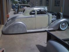 Features - 1936 Dodge/Plymouth 5 Window Coupe | Page 2 | The H.A.M.B.