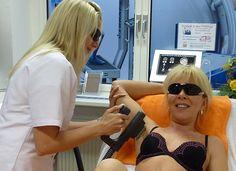 Dauerhafte Haarentfernung mit Licht, Laser, IPL