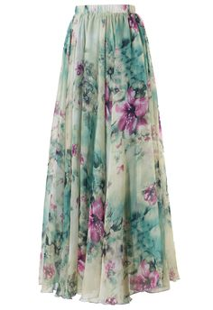 Dear Stylist, I have pinned this skirt a few times because I think it is just gorgeous. I like when maxis have slits in them, gives me more mobility