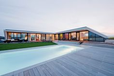 Architects Collective ZT GmbH, the   L-House in Burgenland, Austria