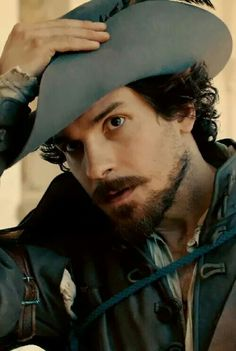 The hottest musketeer