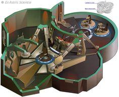 Ex Astris Scientia - Galleries - Alien Bridge Illustrations