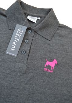 Order our Bull Terrier Polo Shirt and we'll aim to dispatch your order the same day. FREE P&P on all UK orders...