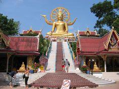 Thailand ; koh samui ; big buddha