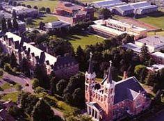 Spokane, Washington. A la Gonzaga University.