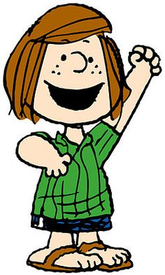 "Patricia ""Peppermint Patty"" Reichardt was the 1st female character in Peanuts to dress in shorts instead of dresses, and the first to come from a single parent family."