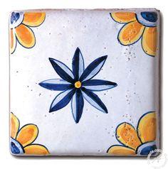 Italian ceramics tile 01 - raffaello collection | Civita Castellana Italian pottery by Surrena: Tile 01 - Raffaello Collection