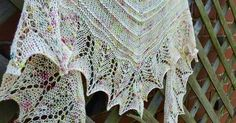 Boo Knits' Dragonfly shawl in Ultra Soft Merino Superwash by Jo.Knit.Sew http://www.ravelry.com/projects/AishahBey/dragonfly-wings-2