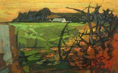 John Elwyn, Orange Evening