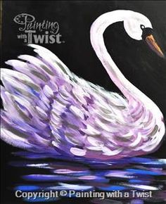 """Grab some friends and join us for """"White Swan"""" Monday April, 11 @ 7pm."""