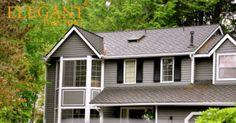 Gray exterior paint color redmond WA