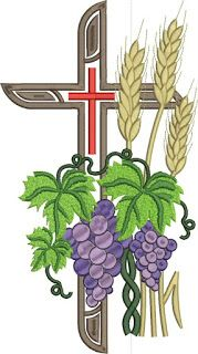 B O R D A D O S E R V I C E: PARAMENTOS LITURGICOS Sewing Machine Embroidery, Hand Embroidery, Embroidery Designs, Church Banners Designs, Première Communion, Church Candles, Church Logo, Altar Cloth, Quilting Board