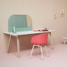 Shapes von Hay sind Spiegel, die mit ihrer Schlichtheit und grafischem Stil überzeugen!