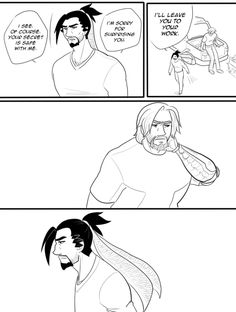 Branded. #McHanzo, Overwatch 5/6