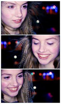 Hannah Murray #Cassie #Skins #series