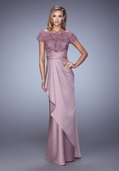 Cheap sleeve link, Buy Quality sleeve shift dress directly from China sleeve garment Suppliers: 21620 Mauve Navy Silver Long Graduation Dresses Lace Satin Boat Neck Muslim Formal Dresses Short Sleeves vestidos de fiesta Lace Evening Dresses, Lace Dress, Prom Dresses, Formal Dresses, Lace Bodice, Formal Wear, Lace Ruffle, Formal Evening Gowns, Evening Party