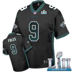 Nike Eagles #9 Nick Foles Black Alternate Super Bowl LII Men's Stitched NFL Elite Drift Fashion Jersey #EaglesDraft #FlyEaglesFly #NFLDraft #Eagles #Googlejerseys #Luckyjerseys #Loongjerseys #Wholesalejerseys