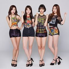Girl's Day Tales Runner