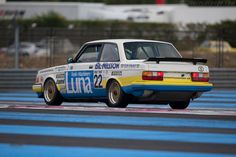 Volvo 240 Turbo Group A (Chassis 240A 403 - 2015 Dix Mille Tours) High Resolution Image