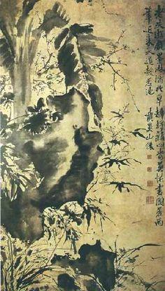 Master of Xie Yi Paintings: Xu Wei
