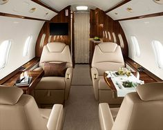 Bombardier Challenger 300 for sale - Jetgild - Jet aircraft and airliners Luxury Jets, Luxury Private Jets, Private Plane, Gulfstream G650, Airplane Interior, Private Jet Interior, Car Search, Vintage Bathrooms, Awesome Bedrooms