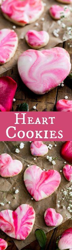 Heart Cookies || Sugar Spun Run