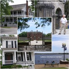Tryon Palace, New Bern, Day Trips, Moonlight, North Carolina, Things To Do, Southern, History, Plants