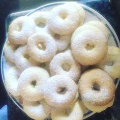 Gluten Free Cakes, Vegan Gluten Free, Gluten Free Recipes, Healthy Recipes, Donuts, Latin Food, Desert Recipes, Party Finger Foods, Creative Food