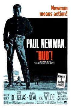 Hud (1963) - Paul Newman, Melvyn Douglas, Patricia Neal, Brandon De Wilde