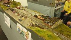 Lokschuppen Dominik - Ausstellungen: Die Modellbahn 2013 in München