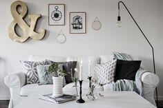 Subtile décoration scandinave - PLANETE DECO a homes world
