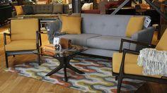 Showroom shot, Thrive Furniture